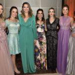 Ravanne Abdon, Virna Albuquerque, Mariana Gurgel, Tatiana De Sá, Lorna Chaves, Lina Pessoa E Marley Franco