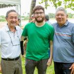Ribamar Ponte, Ivonaldo Lins E Gabriel Ponte (2)