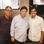 Rodolfo Ribeiro, Jaco Otoch E Alan Oliveira (2)