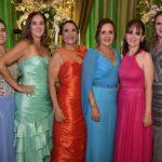 Silvana, Silene, Lisa, Berna, Clice E Cristiane Gurgel