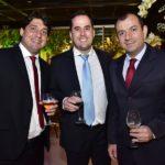 Stelio Brga, Leonardo Mota E Eduardo Pereira