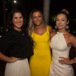 Tatiana Bisio, Nara Oliveira E Isabel Miguel