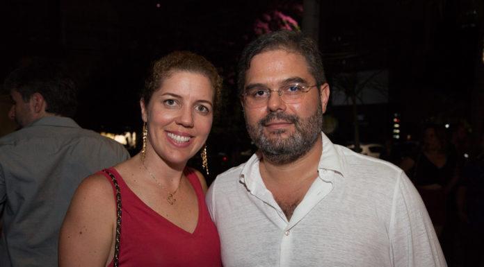 Ticiana Rolim Queiroz E Edson Queiroz Neto
