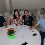 Alexandre Muniz, Denise Farias, Tarcísio Jr E Hamilton Bezerra