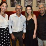 Ana Patricia Melo, Edson Santana, Karoline Fernandes E Alexandre Melo