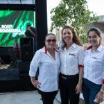 Ana Lúcia Rocha, Ticiana Queiroz Rolim E Viviane Avelino