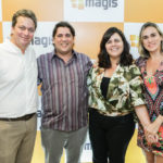 Aragão Neto, Alexandre Moura, Karine Gomes E Vitoria Huerta