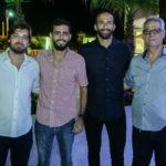 Bruno Siebra, Marcos Magalhães, Rafael Ximenes E Antonio Clemente (3)