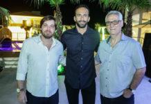 Bruno Siebra, Rafael Ximenes E Antonio Clemente (1)