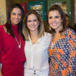 Daniela Filgueiras, Giedra Alfredo E Claudia Diniz (1)