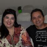 Denise Farias E Tarcísio Jr