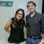 Flavia Pinheiro E Elcio Pereira