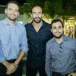 Junio Mororo, Rafael Ximenes E Diego Saraiva (2)