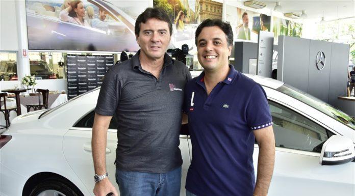 Luiz Teixeira E Michele Abatemarco