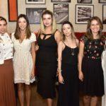 Mirelle Vasconcelos, Priscila Afio, Anelise Barreira, Karoline Fernandes, Sandra Bezerra E Alix Pinho