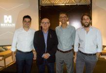 Odmar Filho, Raimundo Calixto, Djaniro Souza E Rodrigo Frota (3)