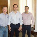 Pedro Bobroff, Irineu Guimarães E David Oliveira (3)