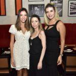 Priscila Afio, Karoline Fernandes E Anelise Barreira