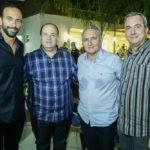 Rafael Ximenes, Tiberio Benevides, Airton Fernandes E Kalil Otoch (3)