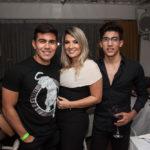 Rodrigo Saraiva, Laina Clucas E Paulo Saraiva