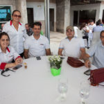 Sandra Miko, Ana Lúcia Rocha, Fabiano Porto, BrunoSoares E Gerardo Costa