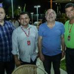 Tiberio Benevides, Miguel Nobre, Loredo Prado E Luis Carlos Abreu