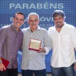 Victor Hugo Batista, Emanuel Capistrano E Márcio Henrique Nogueira