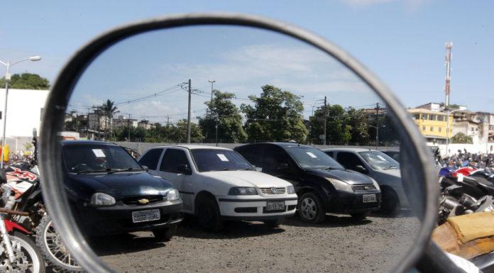 Leilão Do Detran Oferece 604 Veículos E SucatasFoto: Elói Corrêa/GOVBA
