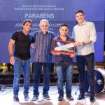 Adalberto Mota Machado, Emanuel Capistrano, José Emídio Romão E Cláudio Barreira