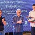 Adalberto Mota Machado, Emanuel Capistrano E Cláudio Barreira_