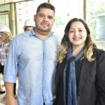 Adriano Alves E Atena Rabelo