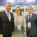 Alexandre Sampaio, Georgia Philomeno E Manuel Linhares (1)