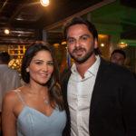 Aline Pinho E Junior Carvalho_