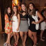 Ana Luiza Ramalho, Marina Teles, Isabel Lôbo E Kelwine Carvalho