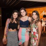 Ana Paula Pinheiro, Glenda Studart E Natália Nogueira