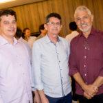 André Siqueira, Augustinho Alcântara E Lauro Martins (2)