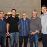 Antônio Tabosa, Veríssimo Jr, Emanuel Capistrano, Ricardo Marinho E Cláudio Barreira_