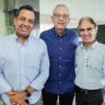 Bernardo Carvalho, Sergio Fiuza E Antonio Carlos Rodrigues (1)