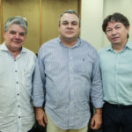Chico Esteves, Alexandre Engels E Edgar Gadelha (3)