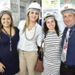 Cinara Ribeiro, Lívia Meneses, Gabriela Herculano E Margno Meneses