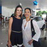 Clarissa Salazar E Andrea Miller