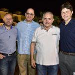 Diogo Milanesi, Valder Ary, Airton Fernandes E Diogo Silva