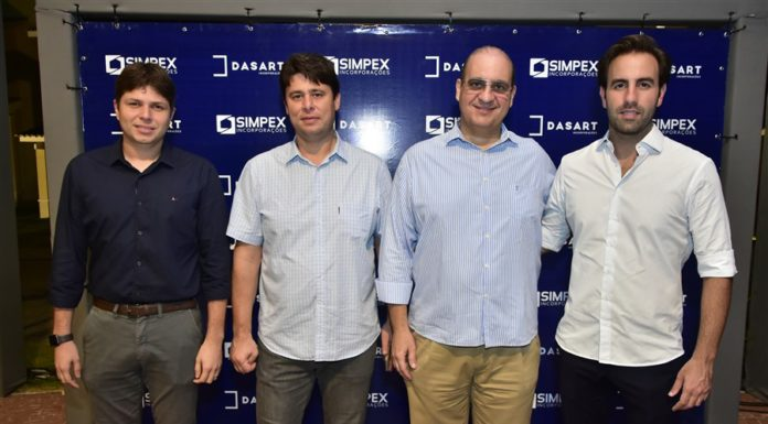 Diogo Silva, Ricardo Ary, Valder Ary E Vitor Frota (1)