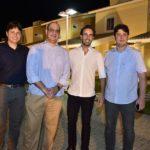Diogo Silva, Ricardo Ary, Valder Ary E Vitor Frota (2)