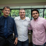 Eduardo Pimentel, Ricardo Bezerra E Anderson Almeida