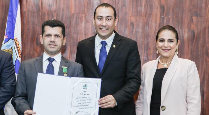 Erick Vasconcelos, Renan Colares E Patricia Macedo (6)