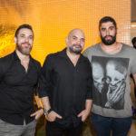 Estéfano Marques, Café Monteiro E Lucas Queiroz