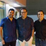 Felipe Capistrano, Paulo Fraga E Jonathas Costa