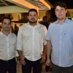 Felipe Ferreira, Adriano Alves E Ricardo Ary