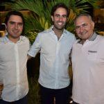 Fernando Castelo Branco, Vitor Frota E Airton Fernandes